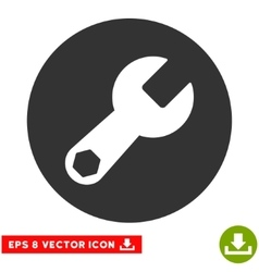 Wrench Eps Icon vector image