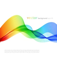 Abstract colorful background spectrum wave vector