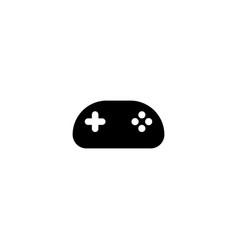 gamepad game market logo joystick logo icon vector image