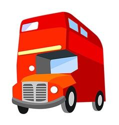 Icon bus vector