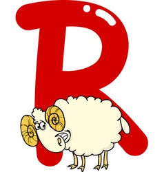 R for ram vector
