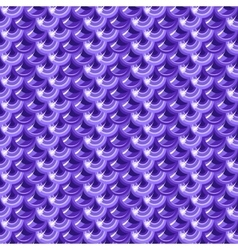 Seamless violet river fish scales vector image vector image
