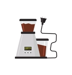 Coffee Machine Simplified vector