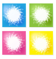colorful background for holidays pink blue vector image