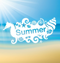 summer 2 01 vector image