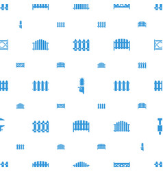 Timber icons pattern seamless white background vector