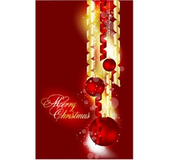 background for Xmas design vector image