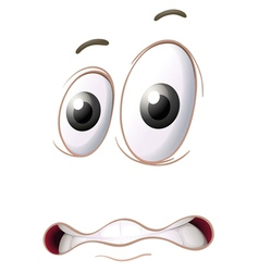 a face vector image