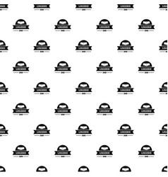 lingerie girl pattern seamless vector image