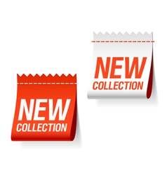 New collection labels vector