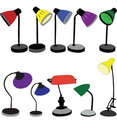 lamps - vector image