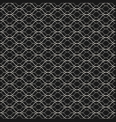 seamless pattern texture of mesh lace fishnet vector image