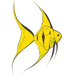 Fish - scalar vector