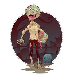 Zombie Bro vector