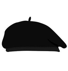 Painter hat vector image