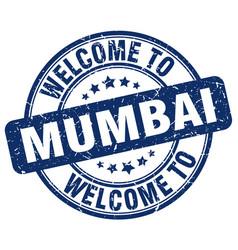 Welcome to mumbai vector