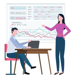 Broker deal marketing technology buyer vector