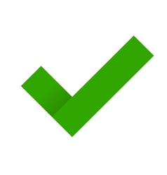 Green Check Mark vector