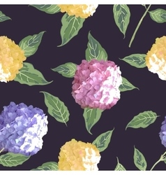 floral seamless Beautiful vector image