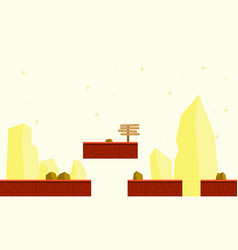 Game background style vector