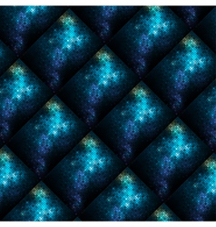 abstract shiny mosaic vector image