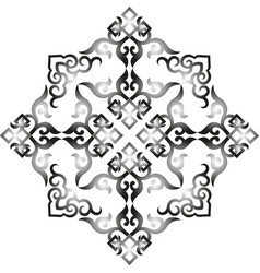 oriental chinese ornament vector image