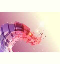 business background with abstraction element of vector image vector image