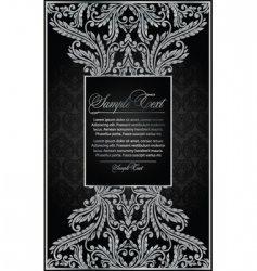 silver background for design vector image