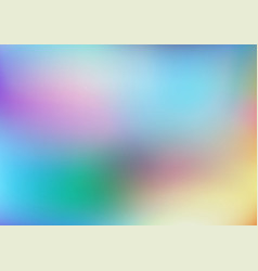 Blurred abstract soft colors background vector