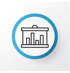 Board icon symbol premium quality isolated schema vector