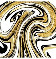 Marbling texture vector