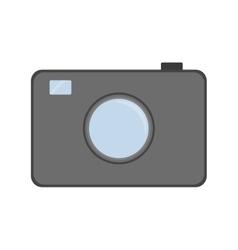 Photo camera picture image icon vector