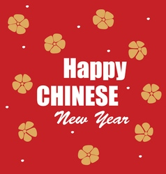 Chinese New Year design vector