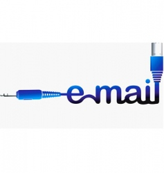 Email logo vector