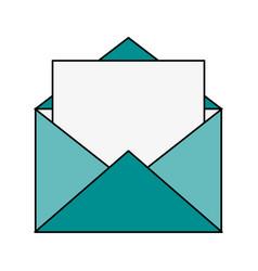 Envelope message symbol vector
