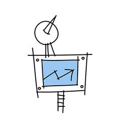 A monitor vector