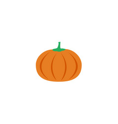 flat icon pumpkin element of vector image