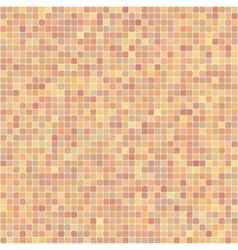 Square mosaic background vector image