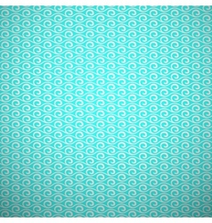 Abstract aqua elegant seamless pattern blue vector