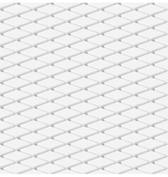 Seamless Neutral Pattern Cubes vector image