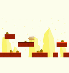 Art game background style vector