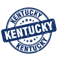 Kentucky stamp vector