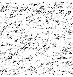 black ink splashes background vector image vector image