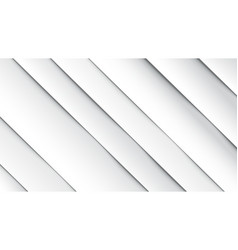 minimal geometric abstract white backgroundpaper vector image