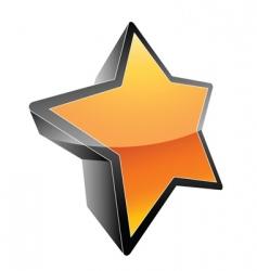 bo star vector image vector image