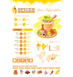 Spice herb icons healthy food icon set vector