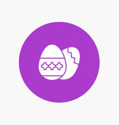 easter egg egg holiday holidays vector image