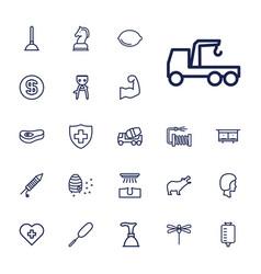 22 logo icons vector