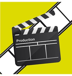 Film production design vector