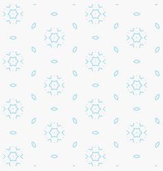 Elegant light blue abstract pattern vector